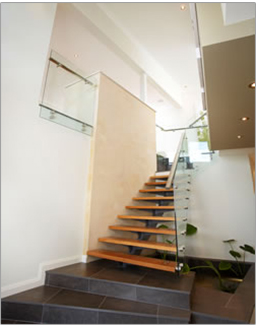 Stainless Stair